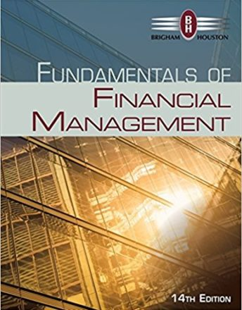 Fundamentals of Financial Management / Edition 14